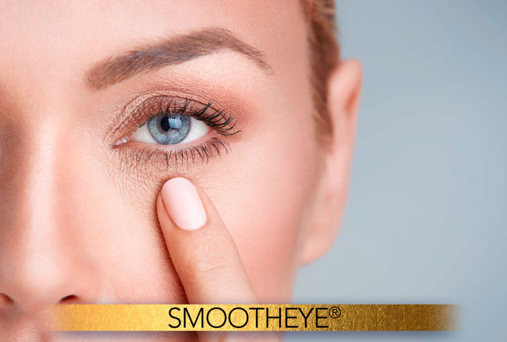 SmoothEye laser treatment