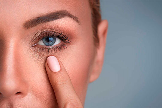 smooth eye treatment